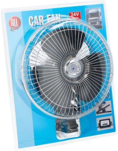 ventilateur clip 25cm oscillant 24v 10 tout pour votre voiture et camion delrue. Black Bedroom Furniture Sets. Home Design Ideas