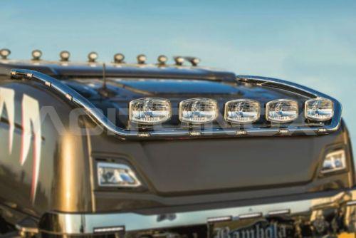 barre de toit inox scania r s 2016 model longue tout pour votre voiture et camion delrue. Black Bedroom Furniture Sets. Home Design Ideas