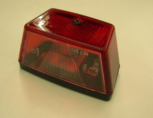 illumination de plaque d 39 immatriculation trap ze rouge 1pc tout pour votre voiture et camion. Black Bedroom Furniture Sets. Home Design Ideas