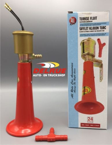 Air Horn Wolf Whistle 24v All For Your Car And Truck Delrue