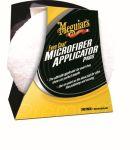 Meguiar's Microfiber applicator pads (2stuks)