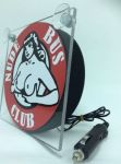 """Raamverlichting LED Nude Bus Club """"Deluxe"""" 17x17cm 12/24V"""