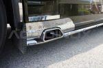 Applicatie uitlaat inox  Scania NewR, Streamline