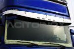 Zonneklep inox Scania L, R, New R