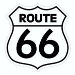 """Klever """"Route 66"""" zwart/wit"""