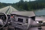 Trucktafel Scania R/S 2016-> middenzwart/zwart