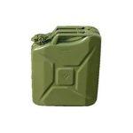 Jerrycan 5L metaal groen