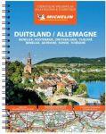 Michelin wegenatlas Duitsland/BeNeLux/... 2017 (A4 spiraal)