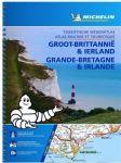 Michelin wegenatlas GB&Ierland 2017(A4 spiraal)