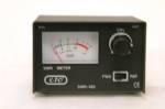 SWR meter President FWD - PWR metal