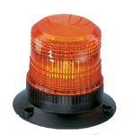 Flitslicht oranje strobe 12-120V vast