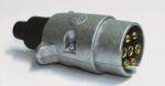 Hella stekker 7-polig metaal 12V