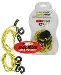 Bagagerekker Dunlop instelbaar 2x150cm - 2 stuks