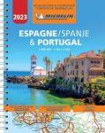 Michelin wegenatlas Spanje/Portugal2017 (A4 spiraal)
