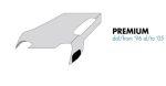 Italy motorkaphoes Premium RE502CCgrijs