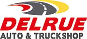 delrue logo