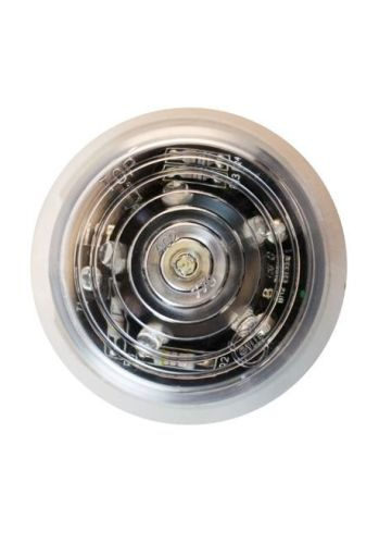 "Inzet LED xenon wit 10-30V Zweedsebreedtepaal ""Gylle"""