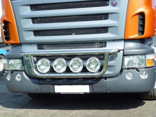 Inox X-light Scania R (2003-2009) 4vaste kemmen