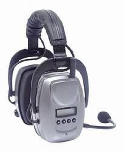 PMR 446 Alan Pro radio headset compleet