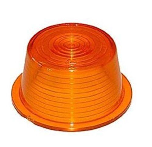 """Losse lens oranje 60mm Zweedse breedtepaal """"Gylle"""""""
