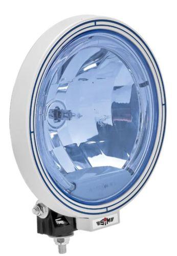 longue port e sim rond bleu cuvelage noir circle led pencil tout pour votre voiture et camion. Black Bedroom Furniture Sets. Home Design Ideas