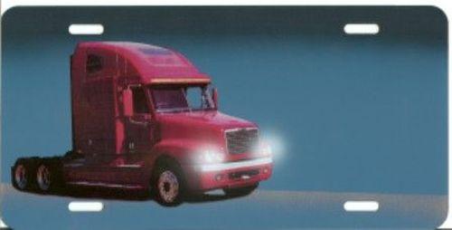 plaque bleu nez rouge nom tout pour votre voiture et camion delrue. Black Bedroom Furniture Sets. Home Design Ideas