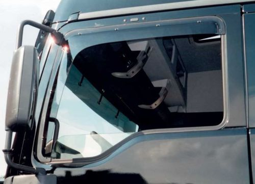 Side wind deflector set Daf XF106 Euro6 - All for your car