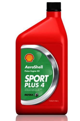 Aeroshell oil Sport plus 4 10W40 1L