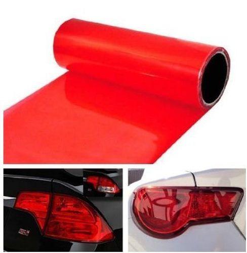 film teint rouge pour lampes 20cmx 100cm tout pour votre voiture et camion delrue. Black Bedroom Furniture Sets. Home Design Ideas