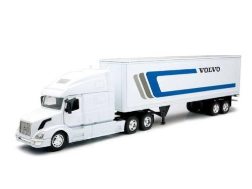 camion newray volvo vn780 blanc 1 32 tout pour votre voiture et camion delrue. Black Bedroom Furniture Sets. Home Design Ideas