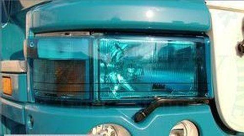 Beschermkapset blauw voor koplicht/pinker Scania 4/R
