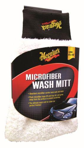 Meguiar's Ultimate washandschoen -wash mitt microfiber