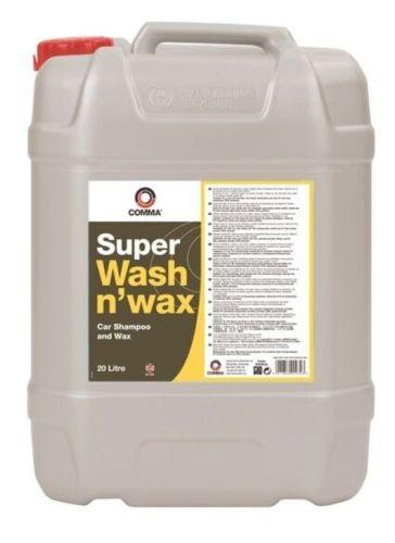 comma shampooing auto lustrant wash wax 20l tout pour votre voiture et camion delrue. Black Bedroom Furniture Sets. Home Design Ideas