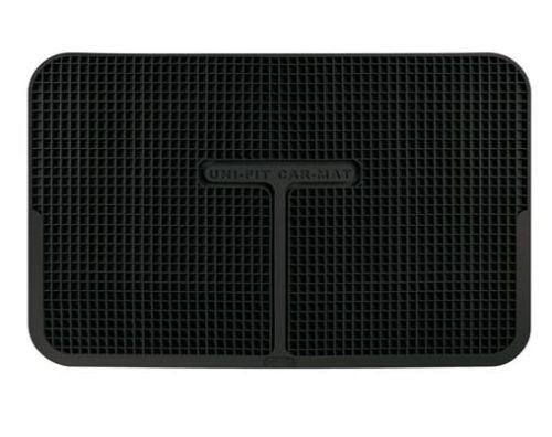 tapis uni fit caoutchouc noir 47x30cm tout pour votre voiture et camion delrue. Black Bedroom Furniture Sets. Home Design Ideas