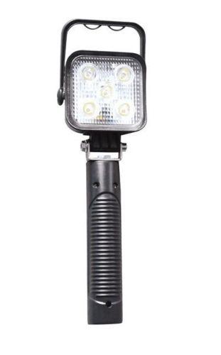Looplamp oplaadbaar 5LED 12V/24V/230V 960Lumen