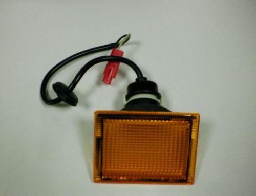 Standlicht oranje voor zonneklep Scania 3-serie 143