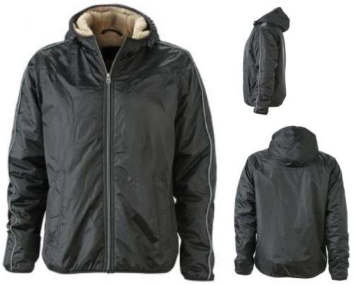 Vest wintersports jacket zwart blanco S/M/L/XL/XXL/XXXL