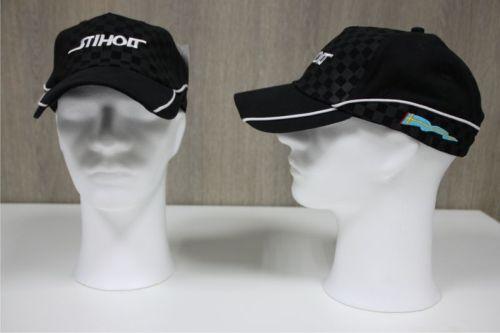Pet Racing zwart STIHOLT logo geborduurd