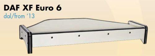 DelRoad trucktafel Daf XF Euro 6 vanaf '13 BEIGE
