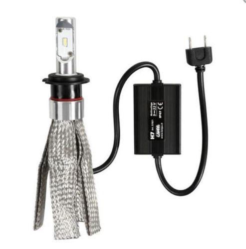 ampoule led h7 5700k 9 32v 8led 20w tout pour votre voiture et camion delrue. Black Bedroom Furniture Sets. Home Design Ideas