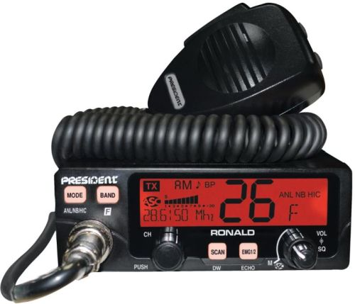 President CB Ronald AM/FM Multi ASC12V