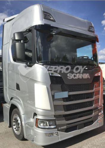 Vuilafstoters voor Scania NGS 2016-> R/S (groot model)
