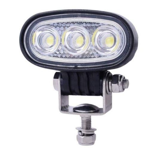 Werklamp mini ovaal 3LED 10-30V 750Lumen