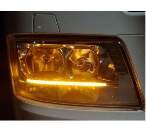 LED vervangmodules oranje DLR standlicht MAN