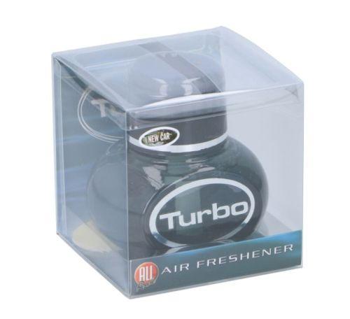 """Luchtverfrisser Turbo """"New car"""" 150ml"""