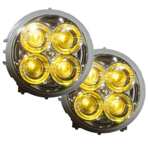 Dagrijverlichting LED geel Scania R1/R2 (set 2 stuks)