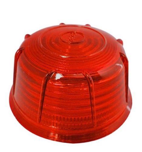 Lens rood Britax voor breedtepalenØ 5,8cm