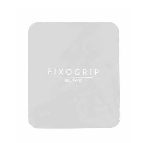 "Universele houder rechthoek transparant ""Fixogrip"" 6,5cmx7,5"