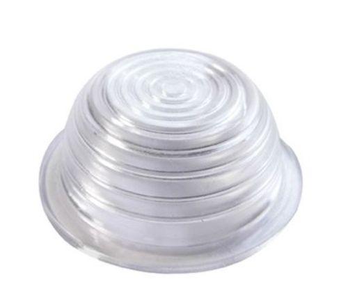Lens wit MINI voor breedtepalen Ø 4,2cm