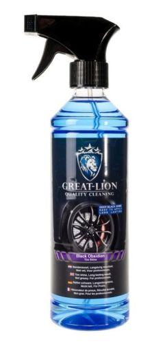 Great-Lion Black Obsidian Tire Shine 500ml